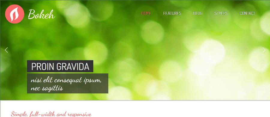 30 Best Free Responsive Templates for Joomla