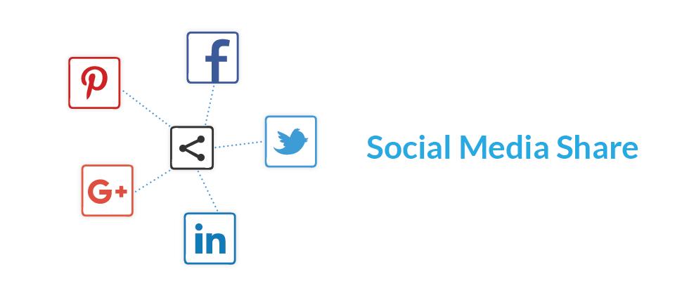 Social Media Share