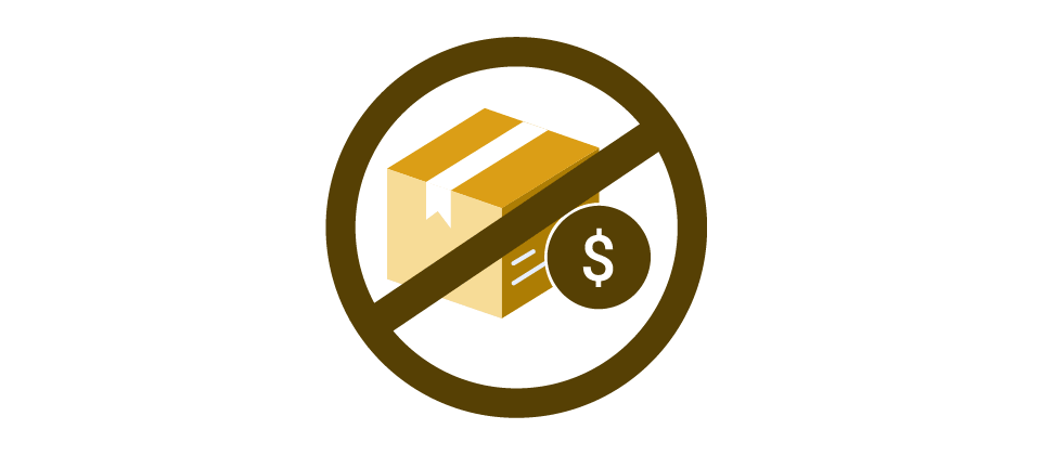 Payment option rules