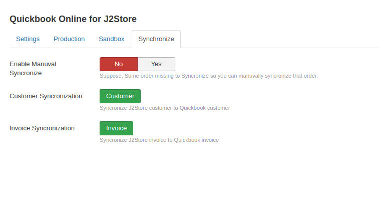 Quickbooks Online Integration For Joomla Shopping Cart JStore - How to create a new invoice template in quickbooks popular clothing stores online