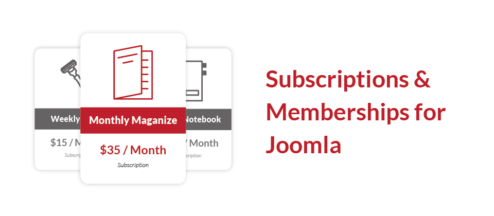 Subscriptions and Memberships