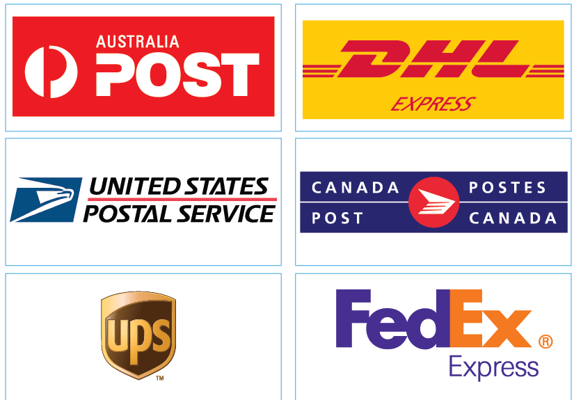 shipping methods image