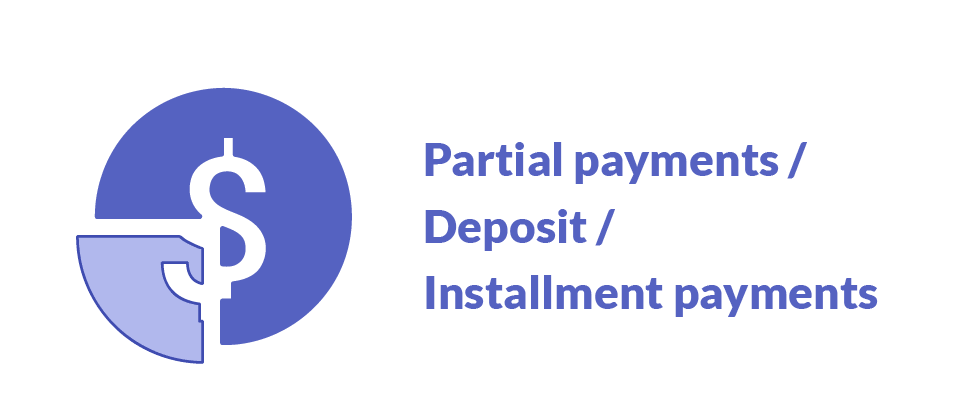 partial payment extension