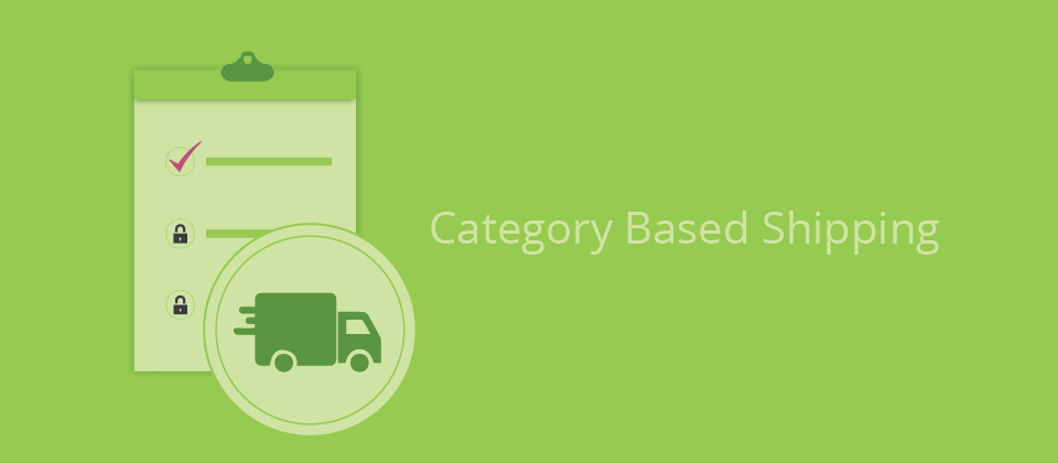 Category based Shipping