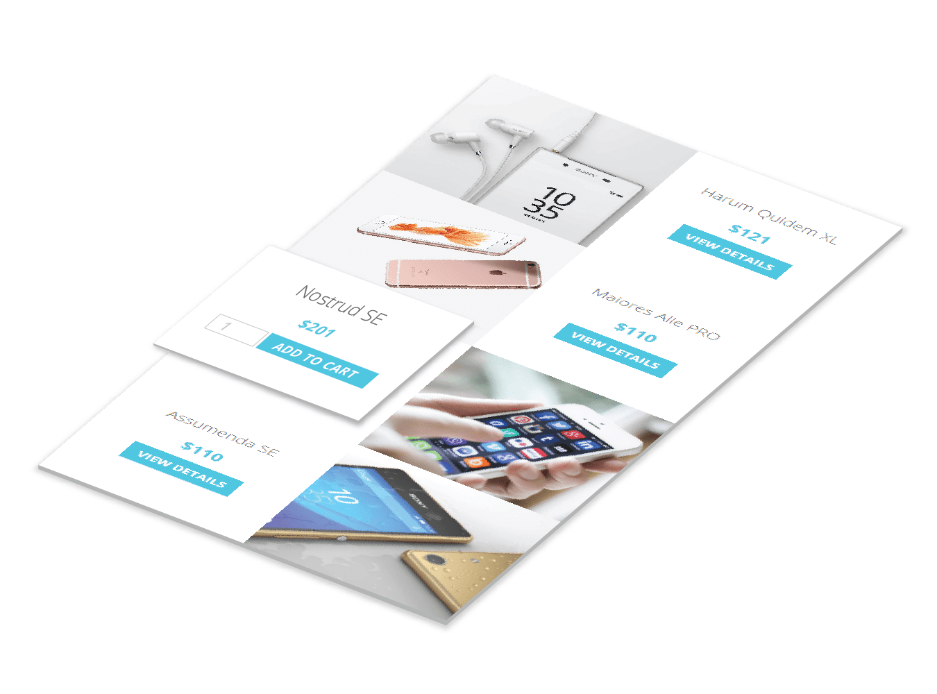 create an attractive catalogs