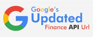 Google Finance API Url has been updated