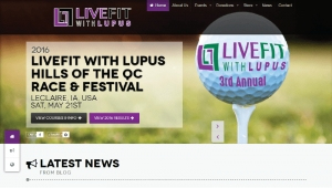 Live Fit with Lupus
