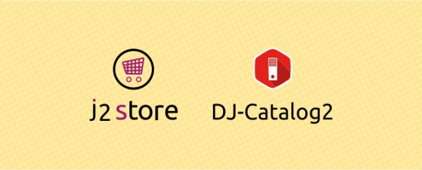 J2Store Integrates with DJ-Catalog2