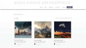 Boris-Novak Art Shop