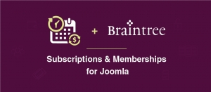 BrainTree Payment gateway support for Subscriptions app