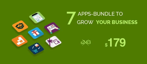 7 Apps Bundle to your Business Growth