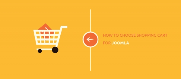 How to choose a Shopping Cart for your Joomla website