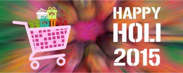 J2store wishes you a Colourful and Jubilant Holi 2015