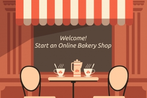 Start your online bakery shop using J2Store
