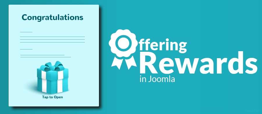How To Offer Rewards and Credit Points In Joomla