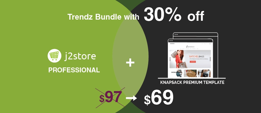 Don't miss out the Trendz Bundle Offer