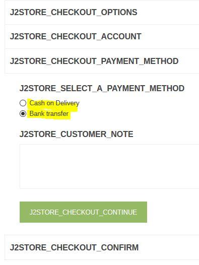J2Store - Joomla shopping cart